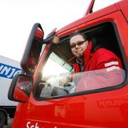 Juha Uusitorppa of DB Schenker states about Identoi's Celesta Plan and Mobile solution for pickup and delivery, Image Wilma Hurskainen